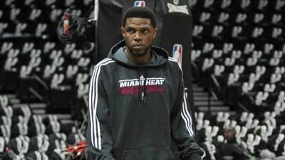 Heat's energy continues to start with Udonis Haslem