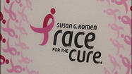 Nationally, the Susan G. Komen foundation faced a tumultuous year.