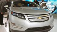 Chevrolet has again jumped into the fight to make alternative fueled vehicles more competitive, offering cash-back incentives for buyers of its Volt plug-in of $5,000 for 2012 models and $4,000 for 2013 models.