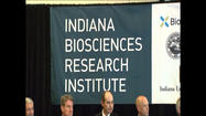 "<span style=""font-size: small;"">SOUTH BEND-- The Indiana Biosciences Research Institute is the first of its kind in the country and it could one day lead to research breakthroughs in cancer, heart disease and other diseases.</span><span style=""font-size: small;"">   </span>"