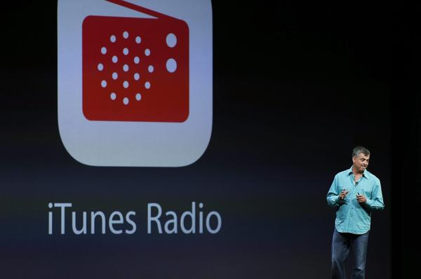 Apple's 'iRadio'