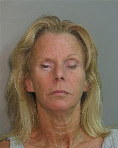 Dawn Hecht has been charged with felony theft.