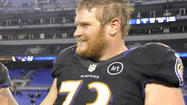 Pro Bowl offensive guard Marshal Yanda underwent offseason shoulder surgery to repair a torn rotator cuff and is sidelined for the Ravens' mandatory minicamp.