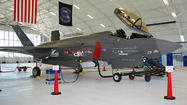 F35 Lightning II Joint Strike Fighter