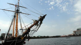 Tall Ship Amistad Missing In Action