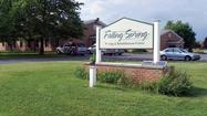 Buyers are being sought for the Franklin County-owned Falling Spring Nursing and Rehabilitation Center.