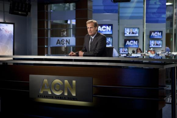 'The Newsroom'