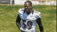 Ravens rookie inside linebacker Arthur Brown continues to make steady progress as he recuperates from sports hernia surgery.