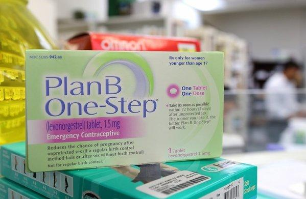 Plan B One-Step contraceptive