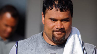 Ngata taking it slow this offseason as he recovers from knee sp…