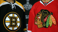 "The <a href=""http://chicagotribune.com/sports/hockey/blackhawks"">Chicago Blackhawks</a> and Boston Bruins are both Original Six old-school NHL teams. Both have rabid fans from blue-collar backgrounds who have endured frustrating eras with their respective franchise owners."