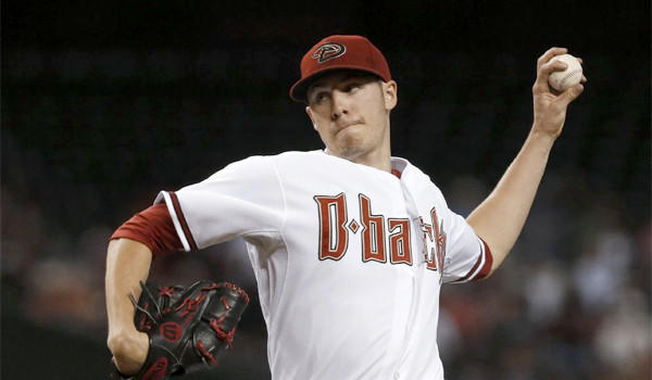 Diamondbacks ace Patrick Corbin is 9-0 this season with a 1.98 earned-run average, but the left-hander paid his dues in the Angels farm system before he was dealt in a trade for Dan Haren.