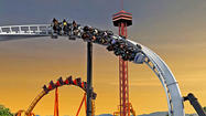 Hottest new attractions at U.S. theme parks