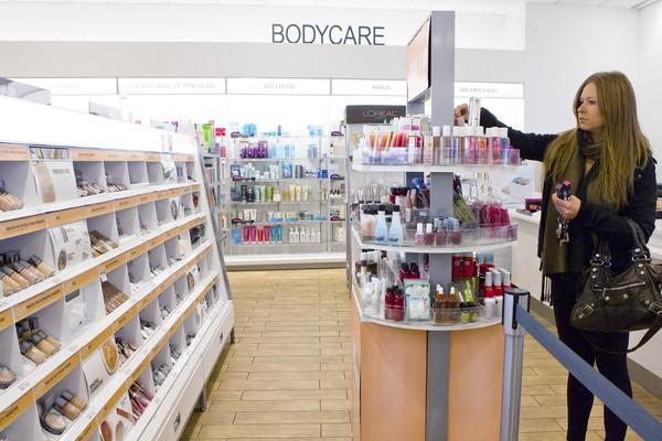 Ulta beauty stores, like this one in Chicago, have been doing well, and more are expected to be added.