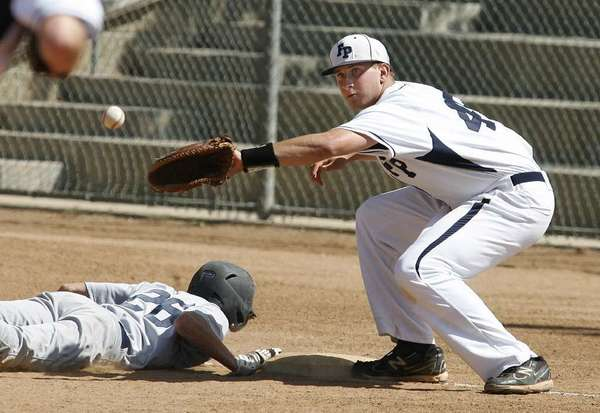 ARCHIVE PHOTO: Flintridge Prep's Karlsen Termini was named an All-CIF Southern Section Division V first-teamer.