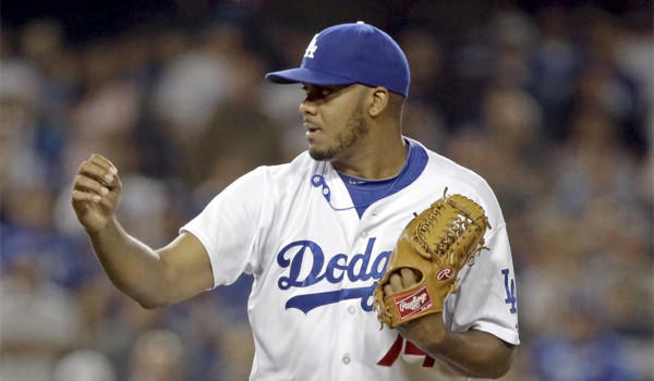 Manager Don Mattingly moved Kenley Jansen to the closing spot following Brandon League's blown save against the Diamondbacks which resulted in a 5-4 loss after the Dodgers had been leading 3-1 through eight innings.