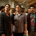 'This Is the End' (2013), starring James Franco, Seth Rogen, Jay Baruchel