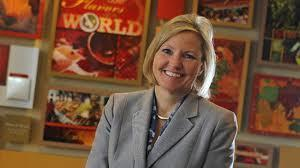 Carin Stutz has resigned as CEO of Cosi Inc.