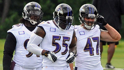 Mike Preston's Ravens observations from Day 1 of team minicamp