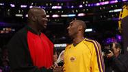 "Former Lakers center Shaquille O'Neal continued to push current (and possibly former) Lakers center Dwight Howard, during a talk with Max Kellerman on <a href=""http://espn.go.com/espnradio/losangeles/play?id=9371688"">ESPN LA</a> on Tuesday."