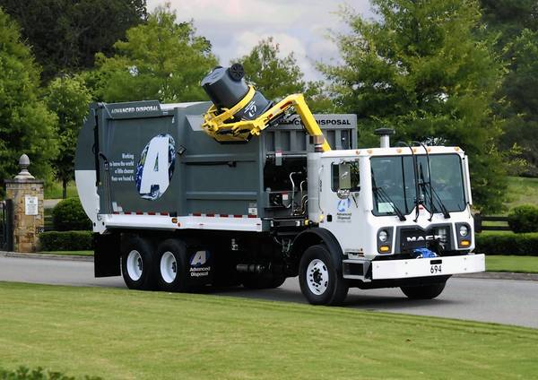 Village of Northbrook is scheduled to enter into a new agreement with Advanced Disposal, a company that has been picking up trash for Northbrook residents for more than 20 years. The deal will save almost $400,000 annually for residents in the community.