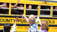Your photos: The last day of school