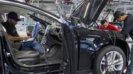 North American auto production growth tops other industries and, by 2015, will approach levels not seen since 2000, experts said. But manufacturing jobs, while continuing to recover, will fall short of pre-recession levels in the same time frame.