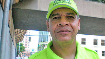 TMI: Raymond Gross, Cleanin' Ambassador in Hartford