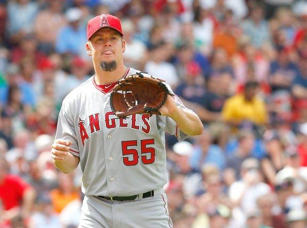 The Angels will skip Joe Blanton's turn in the rotation this weekend.
