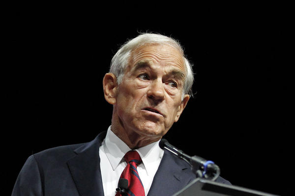Former Texas Republican Rep. Ron Paul said he is afraid the U.S. government will try to kill former CIA employee Edward Snowden.