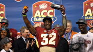 TALLAHASSEE -- When the ACC extended its television deal with partner ESPN last spring, the conference told member schools to expect yearly incremental increases to their conference distribution payouts.