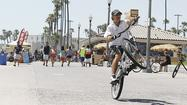 Officials release plans for more bike-friendly city