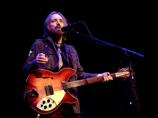 Tom Petty and the Heartbreakers perform at the Fonda Theatre in Los Angeles.
