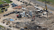 AUSTIN, Texas (Reuters) - The federal government's disaster agency denied a request for disaster aid to replace infrastructure destroyed in West, Texas by a fertilizer plant explosion in April that killed 14 people, Texas Governor Rick Perry's office said on Wednesday.