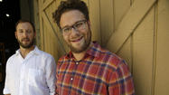 Seth Rogan and Evan Goldberg