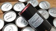 Making its debut at the prestigious Vinexpo beginning Sunday in Bordeaux: French wine in a can!