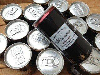 Paris-based Winestar's French wine in a can will debut at Vinexpo in Bordeaux on Sunday.