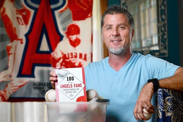 Former Huntington Beach Independent columnist Joe Haakenson has written a book on the team formerly known as the California Angels.