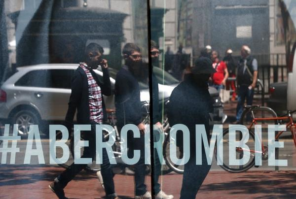 Abercrombie is fighting back against accusations that it excludes certain shoppers by launching an anti-bullying campaign.