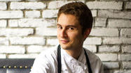 NEW YORK — Rarely smiling or saying more than was necessary as he created a twisting column of chocolate ganache or turned peanut butter into powder, Alex Stupak was an intense figure in Grant Achatz's intense kitchen as Alinea's opening pastry chef.