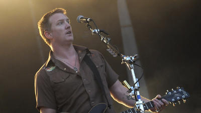 Queens of the Stone Age reign atop Billboard 200 album chart
