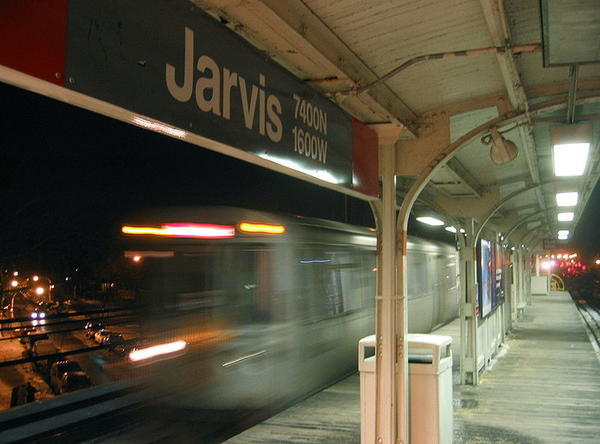 The Jarvis Red Line stop will soon get new artwork.