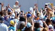 TOPSHOTS-VATICAN-POPE-AUDIENCE