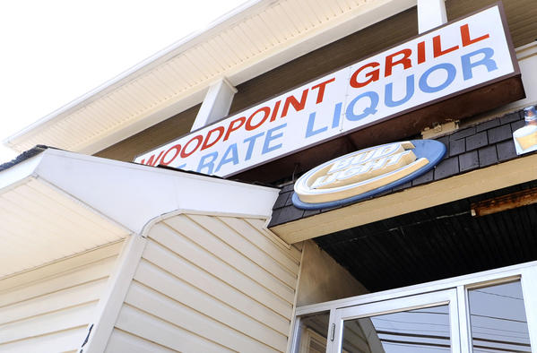 A Hagerstown man appeared before Washington County liquor board officials on Wednesday to apply for a liquor license to reopen the Woodpoint Bar & Grill off Salem Avenue in Hagerstown.