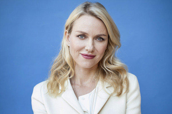 "Naomi Watts, seen last October, has taken up her most high-profile portrayal of a real person with ""Diana."""