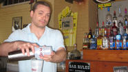 Bartender Buddha: Keith Champagne of The Lucky Frog in Willimantic