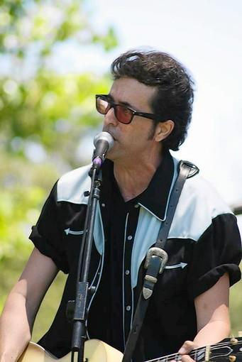 Long-time Fountain Valley resident Michael Ubaldini is the singer for the band Michael and the Lonesome Playboys.