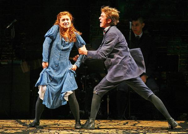 """Spring Awakening"" was a good draw at the Ahmanson Theatre in 2008 as the recession arrived."