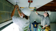 Step Up for Women helps Habitat for Humanity
