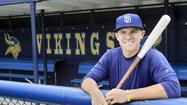 Marina High baseball player Jake Bauers was selected in the seventh round of the Major League Baseball Draft Friday by the San Diego Padres.